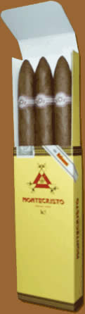 Montecristo cigars online. No.2 Pack Of 3